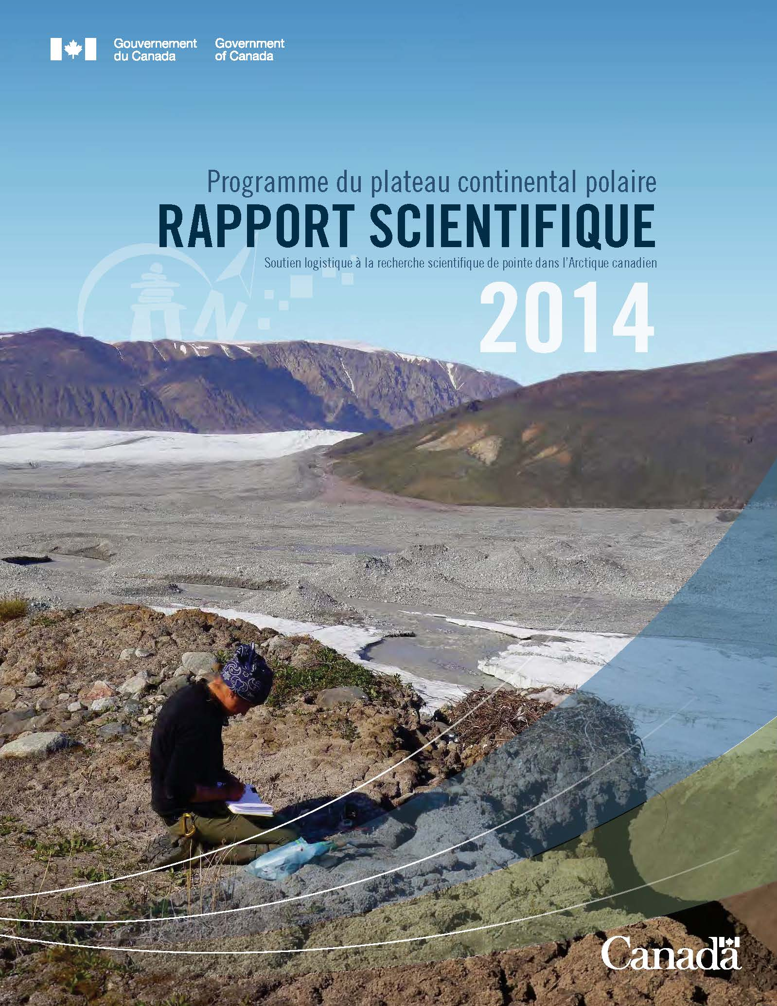 Couverture du rapport scientifique du PPCP 2014