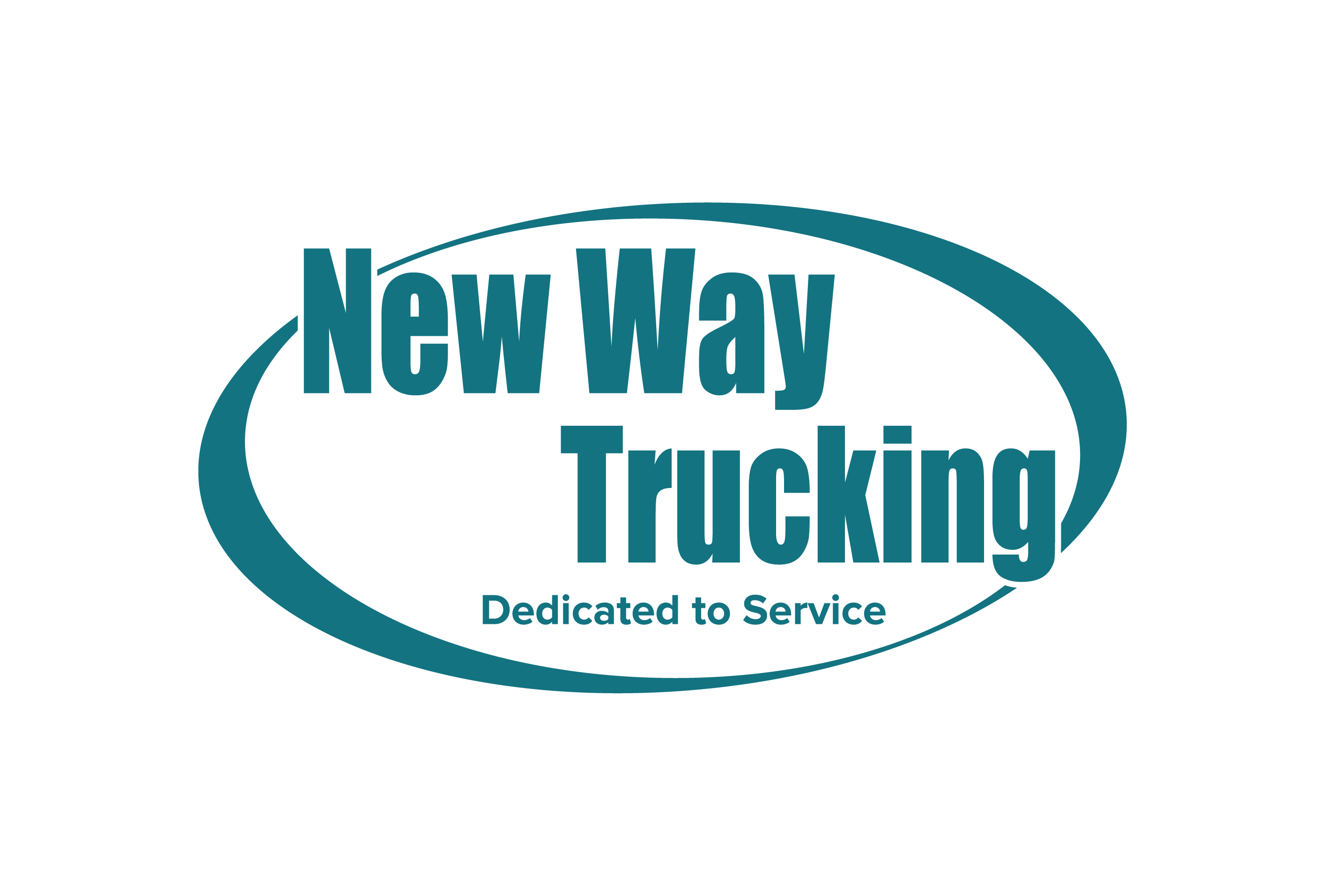 New Way Trucking Logo
