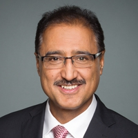 L'honorable Amarjeet Sohi, Ministre des Ressources naturelles