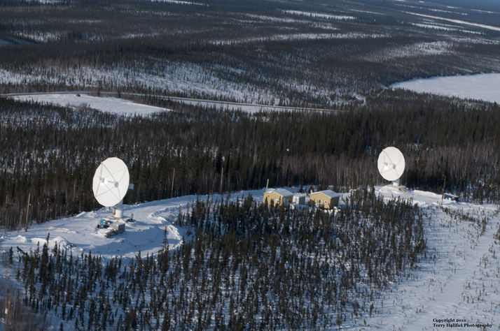 Introducing the Inuvik Satellite Station Facility (en anglais seulement)