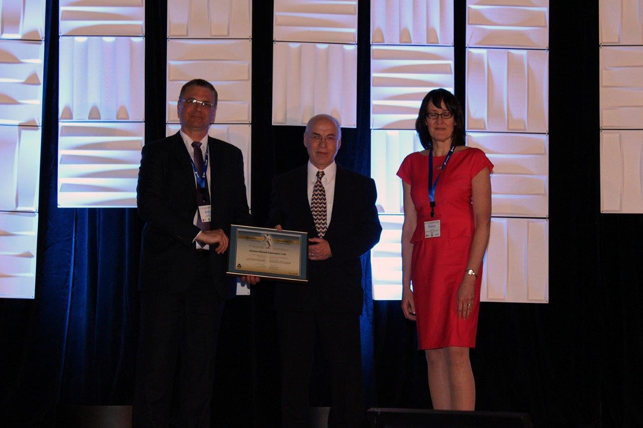 Picture of Global Wood Concepts Ltd. Winner of the Integrated Energy Efficiency Strategy Award